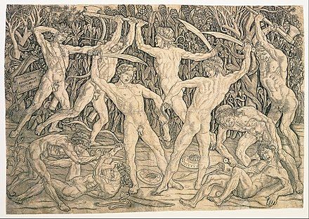 Antonio_Pollaiuolo_-_Battle_of_the_Nudes_-_Google_Art_Project_nevartakademi